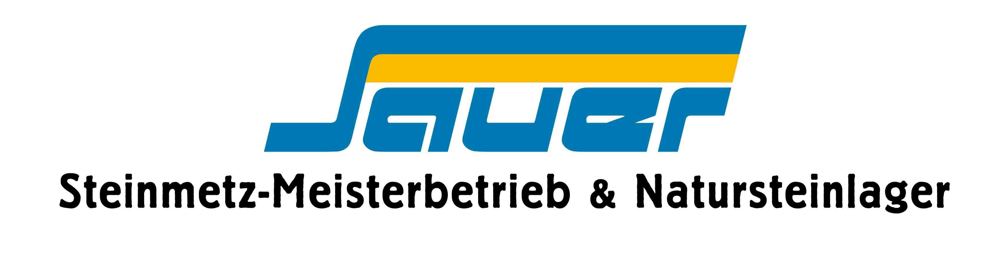 Sauer – Steinmetz-Meisterbetrieb und Natursteinlager Logo